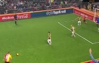 Galatasaray Veteran Takımı 5 - 3 Fenerbahçe Veteran Takımı (Gol Ergün Penbe)
