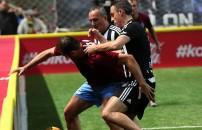 Beşiktaş Veteran Takımı: 6 - Trabzonspor Veteran Takımı: 6 (Tek Parça)