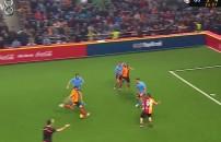 Galatasaray Veteran Takımı 4 - 4 Trabzonspor Veteran Takımı (Gol Evren Turhan)