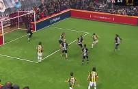 Beşiktaş Veteran Takımı 2 - 2 Fenerbahçe Veteran Takımı (Gol Serhat Akın)