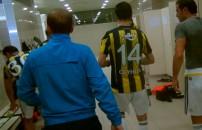 Fenerbahçe Veteran Takımı soyunma odasında hakeme büyük tepki!