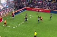 Galatasaray Veteran Takımı 2 - 3 Beşiktaş Veteran Takımı (Gol Evren Turhan)