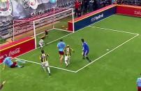 Fenerbahçe Veteran Takımı 0 - 1 Trabzonspor Veteran Takımı (Gol Hasan Özer)