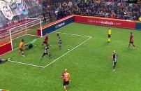 Galatasaray Veteran Takımı 6 - 6 Beşiktaş Veteran Takımı (Gol Ahmet Dursun)