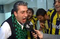 Ünlü oyuncudan Fenerbahçe Veteran Takımı soyunma odasına sürpriz ziyaret!