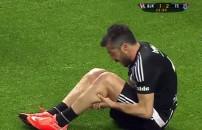 Beşiktaş Veteran Takımı'nda şok sakatlık! Tümer Metin sahayı terk etti!