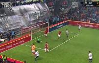 Galatasaray Veteran Takımı 5 - 3 Beşiktaş Veteran Takımı (Gol Ahmet Dursun)