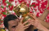 Fenerbahçe Veteran takımı kupayı kaldırdı!