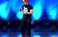 Salon 'bir daha' sesleriyle inledi! Beatbox'ta fark yaratan bir performans...