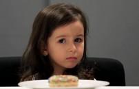 Miniklerin lezzetli keklerle imtihanı!