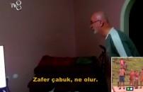 Zafer'in anne babasının heyecan dolu anları!