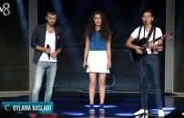 Melek Akustik ve Ali Gümüşöz eşleşmesi (2.Tur)