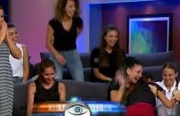 Kızların büyük sevinci! Serenay takımının yüzünü güldürdü...
