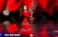 Nisanur Neşeli'nun ikinci tur performansı