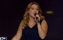 Gizem Sancaklı 'Posle Mene' (Final 2. performans)