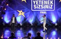 Duhan Aslan ve Hanedan Doğan'ın final performansı