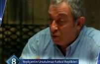 Yeşilçam'ın unutulmaz futbol replikleri