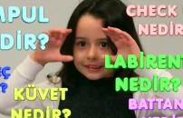 Çocukların kelime haznesi ne kadar geniştir?