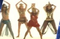 Tüm dünyayı etkisi altına almış dans figürleri...