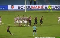 Türkiye - Kosova maçı tanıtımı