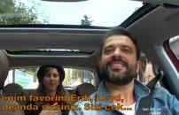 Fatih Göz6 aracıyla İstanbul turunda! Ege hakkında o sözleri söyledi mi?