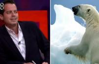 Alp Kırşan'ı şaşırtan kutup ayısı cevabı!