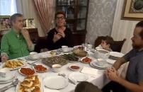 Yılmaz Morgül, Cengiz Kurtoğlu'nun evine konuk oldu!
