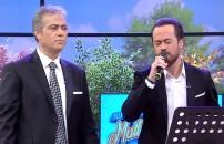 Cengiz Kurtoğlu oğluyla düet yaptı!