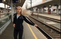 Aleyna Tilki paylaştı: Mutlu ve eğlenceli bir video