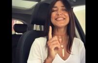Banu Parlak arabada çektiği videolarla nasıl fenomen olduğunu anlattı!