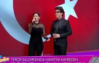 Yılmaz Morgül ve Merve Özbey açılışı en anlamlı şarkıya yaptılar
