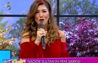 Nadide Sultan yeni şarkısı ile stüdyoda!