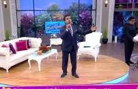 Türk Halk Müziği'nin yaşayan efsanesi canlı yayında söyledi!