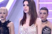 77. bölüm Aleyna Eroğlu podyumda