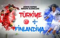 Türkiye - Finlandiya maçı canlı yayınla TV8'de!