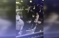 Yıldız futbolcu barda kavga etti!