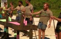 Bireysel dokunulmazlık sembolü için yarıştılar