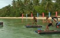 Yarışmacılar 'Santo Domingo'ya gidebilmek için yarıştılar!