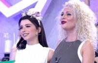 144. bölüm Aleyna Eroğlu podyumda