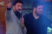 Ferman Toprak efsane şarkısıyla 3 Adam'da...