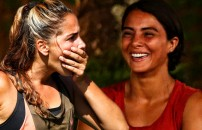 Survivor 2017'ye damga vuran Berna-Sabriye rekabeti!