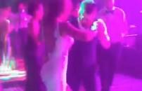 İşte Lionel Messi'nin merak edilen düğün dansı