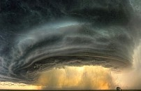 Dünyada görülen en ilginç bulutlar