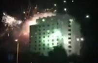 Levski Sofia taraftarından inanılmaz eylem: 04.00'te otele saldırı!