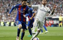 Sergio Ramos'tan Lionel Messi'yi çıldırtan hareket