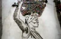 Çöpten sanat yapmak