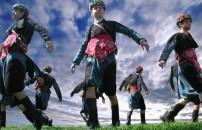 Ülkelerin geleneksel dansları