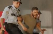 Polis Kaan'ı spor salonunda tutukladı!