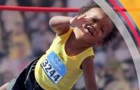 Renkli görüntülere neden olan 'Bebek Olimpiyatları'
