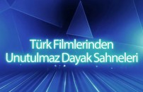 Türk filmlerinden unutulmaz dayak sahneleri